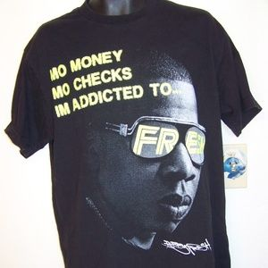 Bobby Fresh Jay-Z Addicted To Fresh T-Shirt